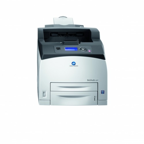 Imprimanta alb negru Konica Minolta Bizhub 40p